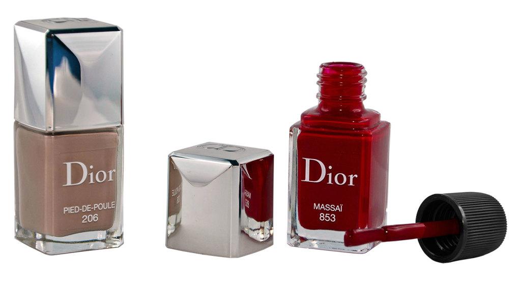 """Geöffneter """"Massai""""-Nagellack von Dior Vernis"""