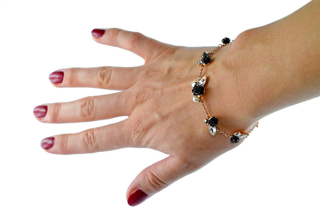 Swarovski Bouquet Armband In Der Praxis