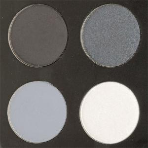 Farben der Smokey-Palette von Backstage Make-up