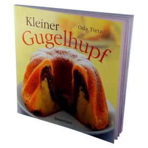 """Backbuch """"Kleiner Gugelhupf"""" von Oda Tietz"""