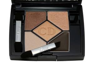 """Detailansicht der """"5 Couleurs Designer""""-Palette von Dior"""