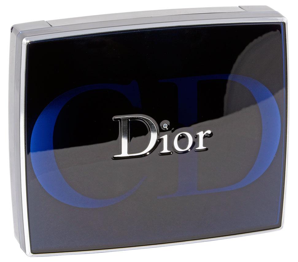 Holografisches Logo der All-in-One-Palette von Dior