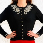 The Pearly Queen Cardigan