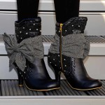 Irregular Choice Stiefel Rosie Lea