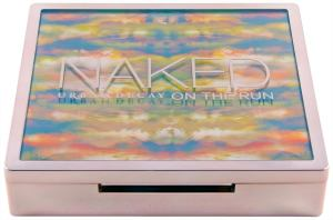 "Urban Decays ""Naked On The Run""-Palette im geschlossenen Zustand"