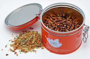 Lov-Organic-Tee für den Nachmittag