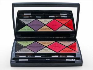 """Diors """"Kingdom Of Colors""""-Palette für Gesicht, Augen und Lippen"""