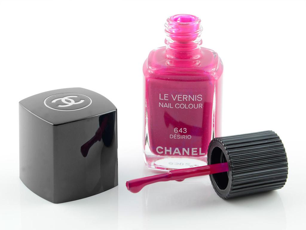Chanel Le Vernis Désirio in der Gesamtansicht