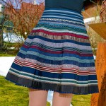 Lena Hoschek Ribbon Skirt short worker