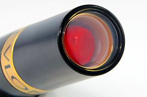 Sichtfenster des Revlon Super Lustrous Lippenstifts