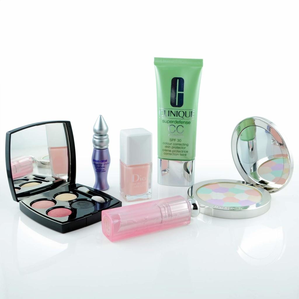 Make-up-Favoriten für unterwegs