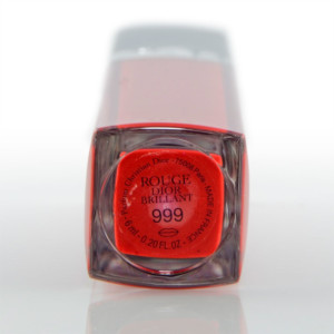 Dior Rouge Brilliant in der Farbe Nr. 999
